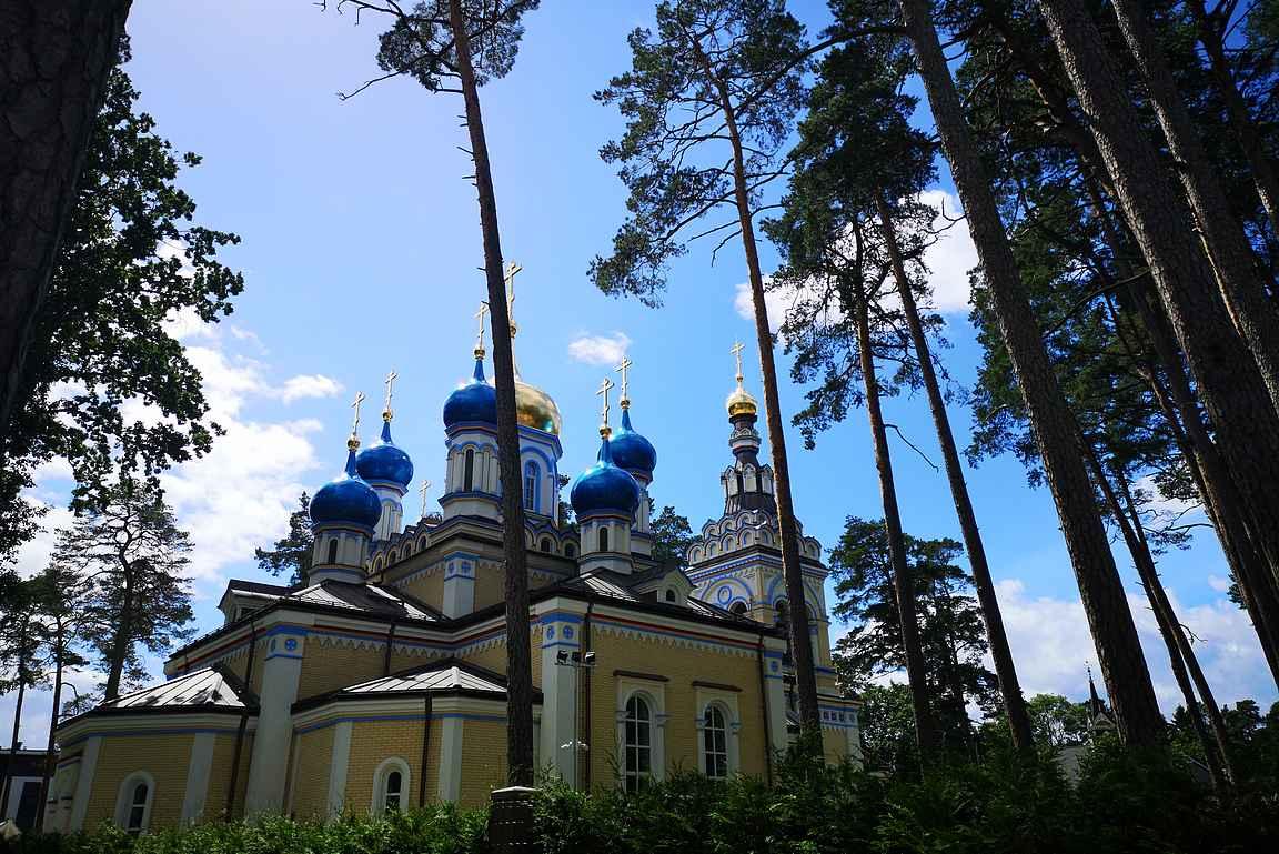 Jūrmalas Kazaņas Dievmātes pareizticīgo baznīca