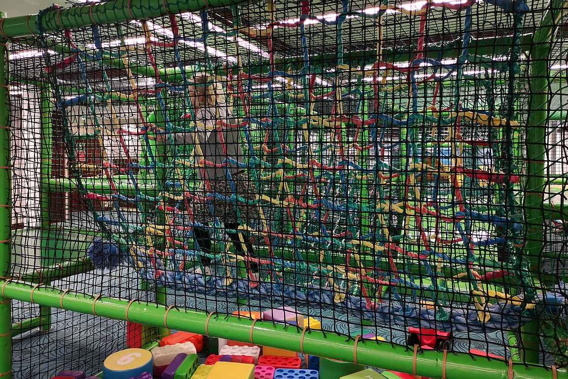 Kesäisin Tallink Siljan laivoilla on muksuille enemmän leikkipaikkoja.