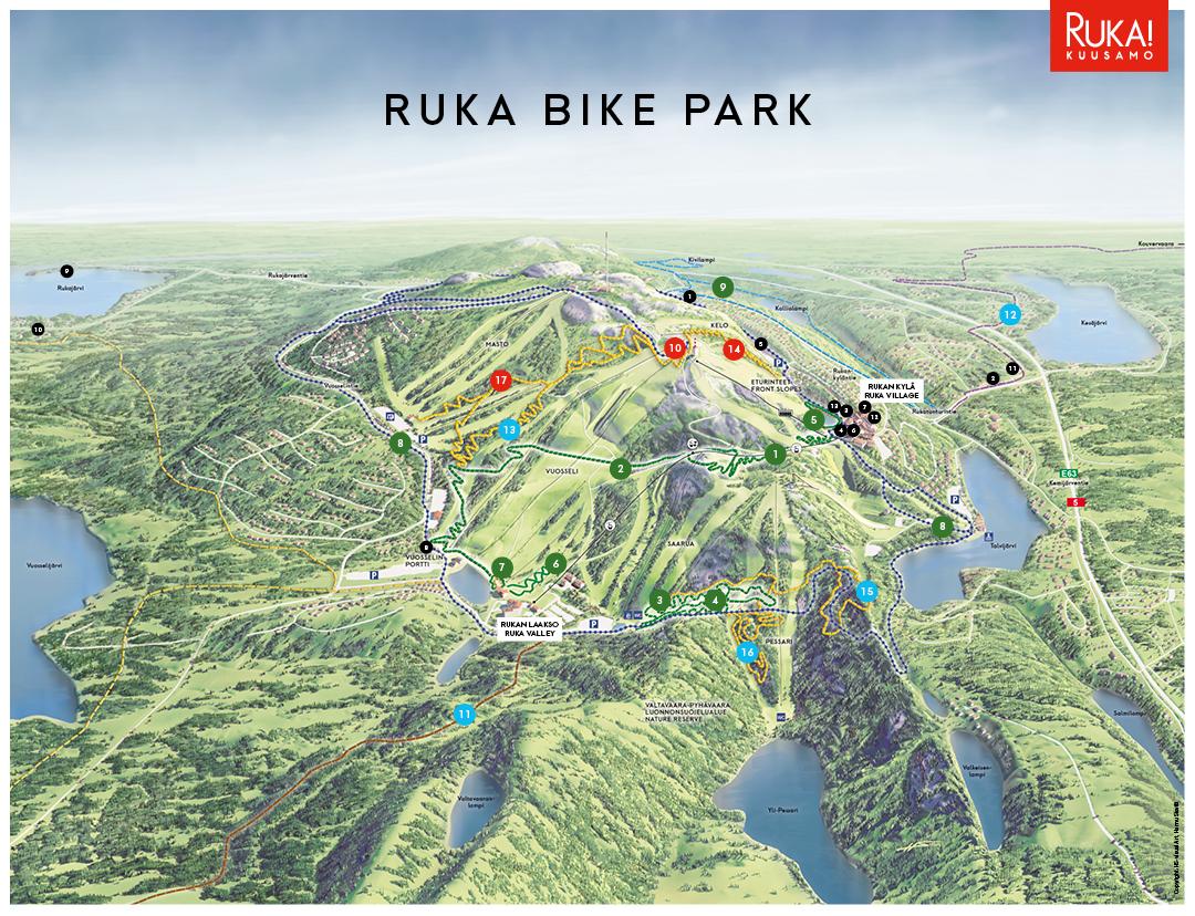 Ruka Bike Park