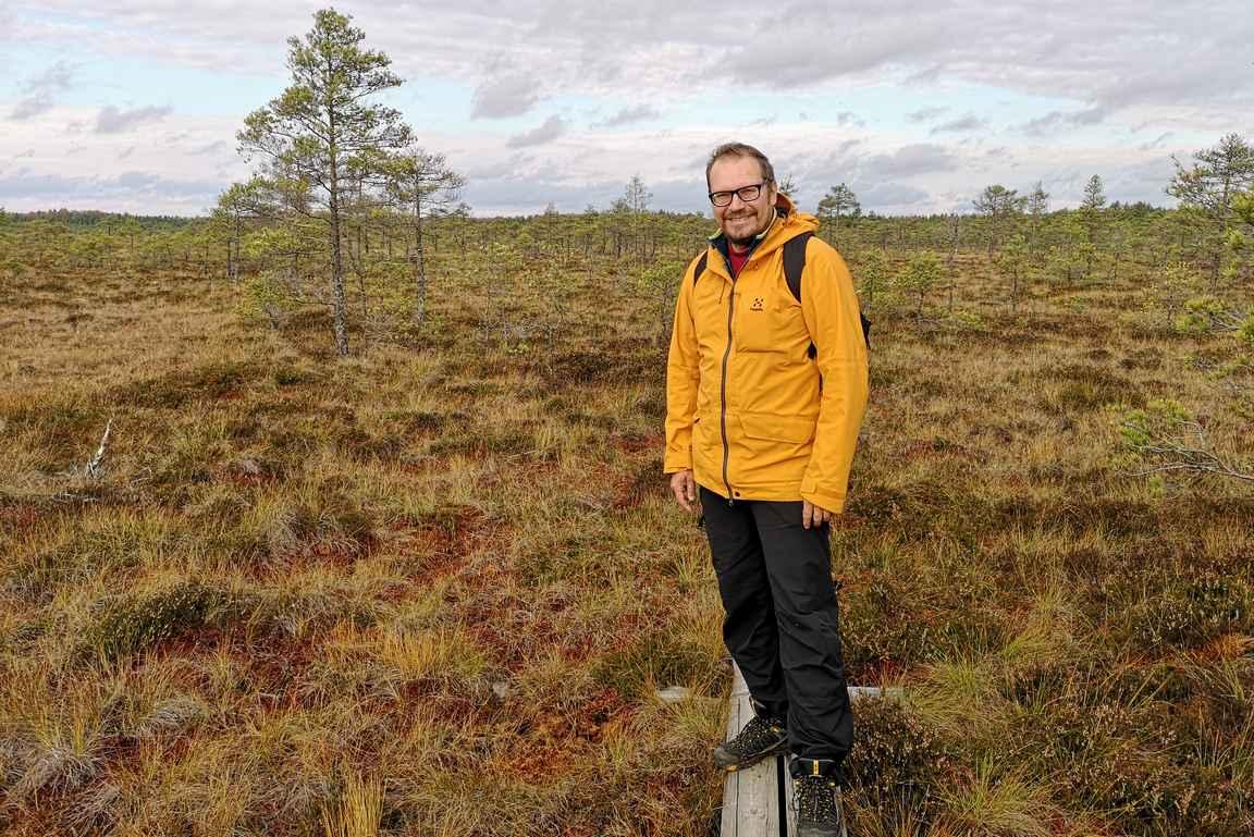 Puurijärven ja Isosuon kansallispuisto on erinomainen päiväretkikohde.
