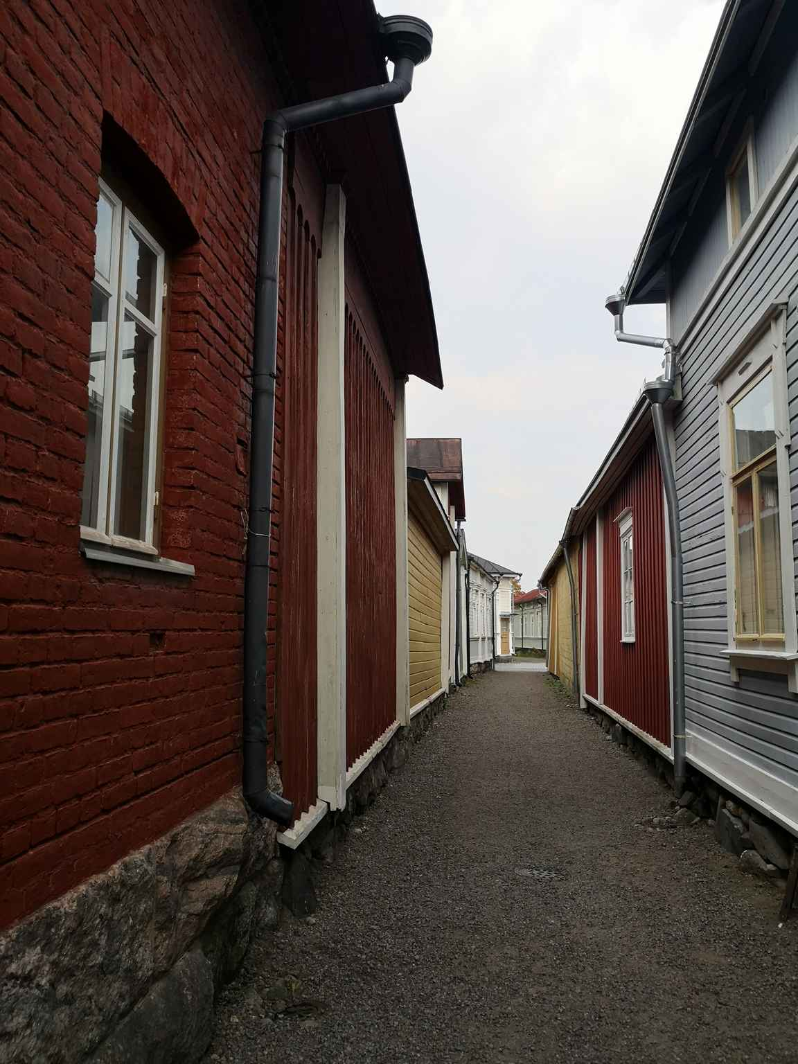 Vanha Rauma on arkkitehtuurillinen helmi puurakentamisen maailmassa.