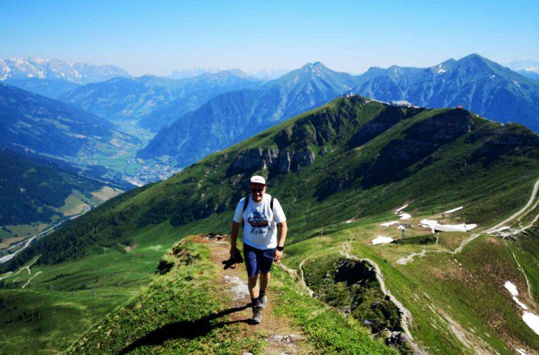 Voiko tätä kauniimpaa maisemaa Alpeilta löytää?