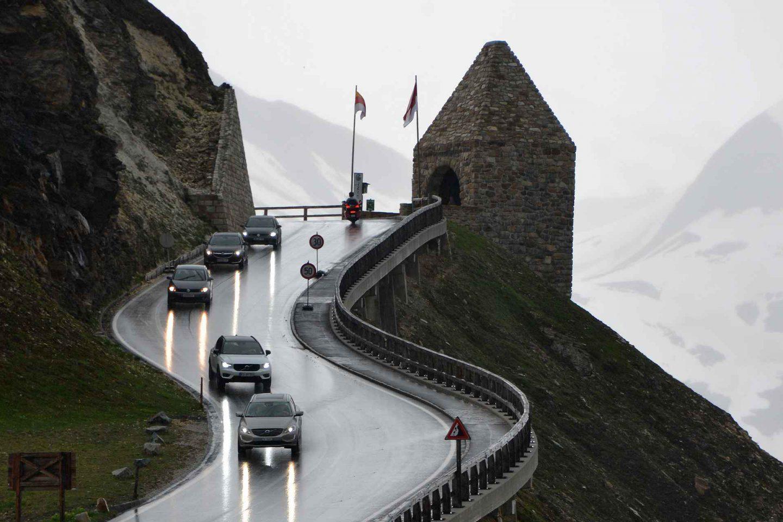Grossglocknerin alppitie - Itävallan paras nähtävyys?