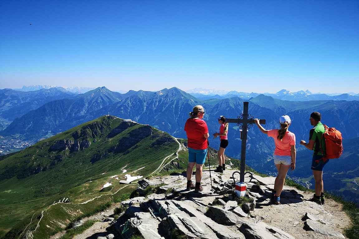 Tischkogel 2433 m