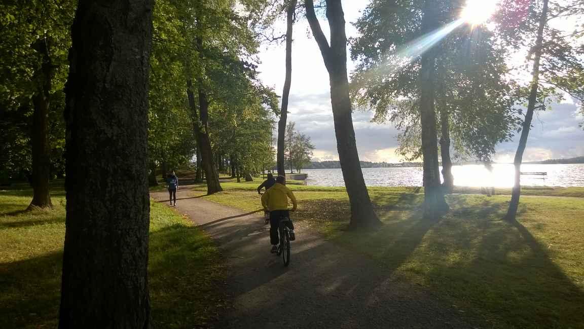 Hatanpään puisto ja Arboretum on Tampereen ehdottomia kohokohtia.