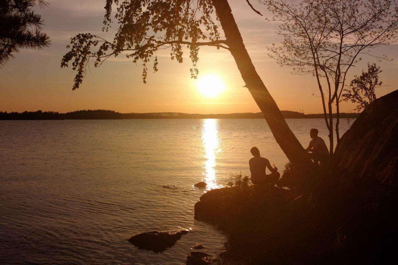 Tampereen parhaat luontokohteet päiväretkeilyyn
