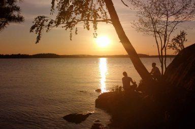 Härmälän luontopolku kannattaa yhdistää myös käyntiin Härmälänsaaressa.