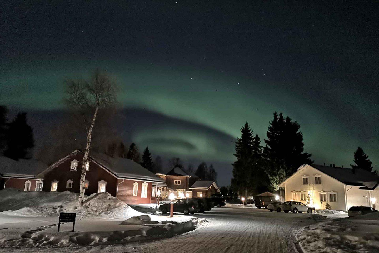 Majoitus Rovaniemellä - majoitusvaihtoehdot Ounasvaaralla