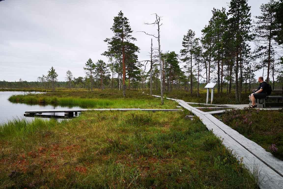 Reitillä on kaksi eri uimapaikkaa, missä olisi mahdollisuus pulahtaa veteen.