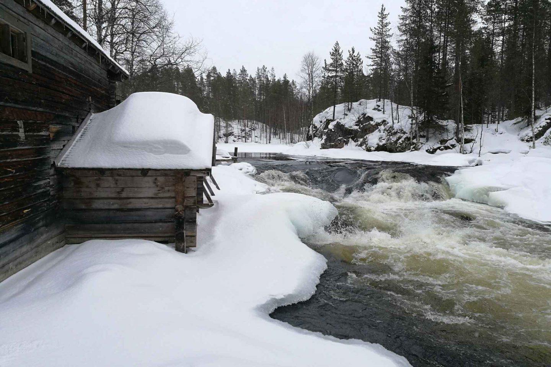 Pieni Karhunkierros talvella - retkeilyä luonnon rauhassa