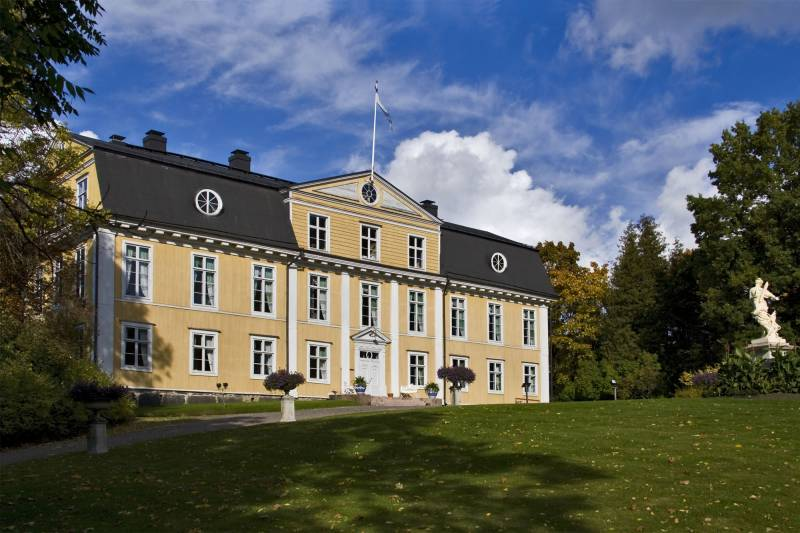 Mustion linna copyright Mustionlinna.fi