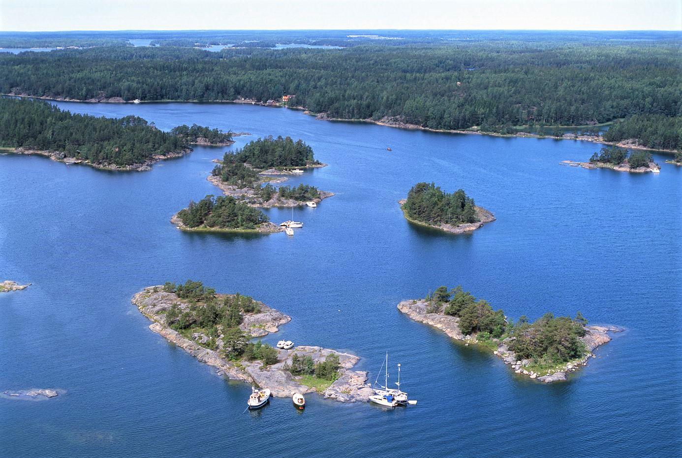 Tammisaaren saariston kansallispuisto copyright discoveringfinland.com