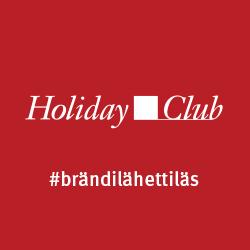 Holiday Club brändilähettiläs
