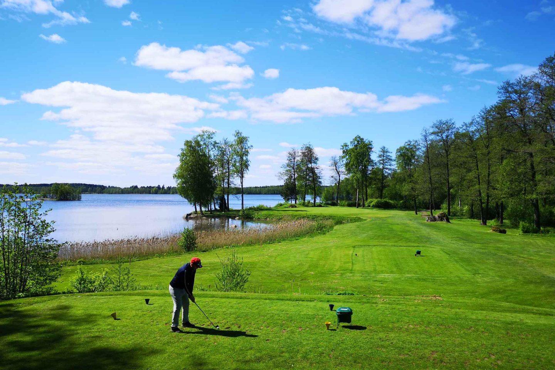 Golfloma Saimaalla - golfia Lappeenrannassa ja Imatralla