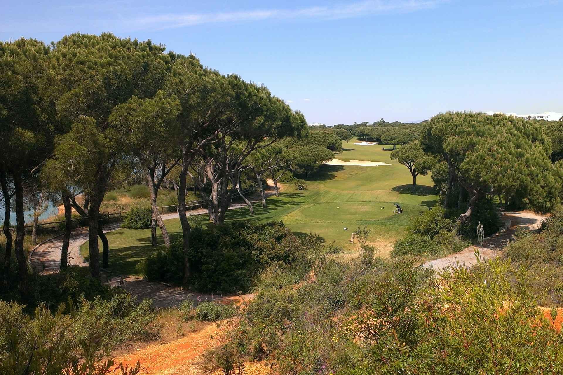 Portugali ja Espanja on monen golffarin unelmakohteita Euroopassa.