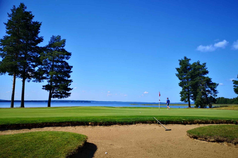 Golfloma Katinkullassa - golfia ja aktiivilomailua