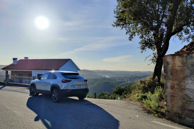 Porto ja Dourojoen laakso autoillen